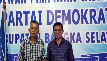 Riza Herdavid Hingga Supriyadi Jamhir Telah Kembalikan Formulir ke Demokrat, Berkas Boy Bakar Dalam Pengiriman