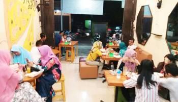 Rujan Pizza Cafe, Tawarkan Menu Buka Bersama