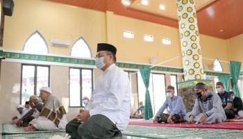Safari Jumat, Gubernur Erzaldi Jelaskan Hikmah dan Berkah Ramadan