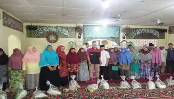 Safari Ramadhan Pemkab Bangka Berkunjung ke Bukit Ketok Belinyu