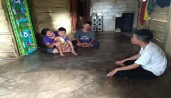 Sahabat JCA Ajak Bantu Adek Edwin, Penderita Leukimia