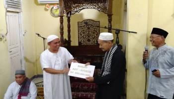 Sambil Safari Ramadhan, Wako Pangkalpinang Janji Tuntaskan Banjir, Tapi Tak Bisa Simsalabim