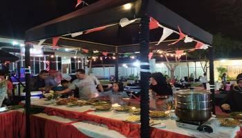 Sambut Bulan Kemerdekaan, Bangka City Hotel Gelar Angkringan 17 Dengan Harga Merakyat