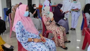 Sambut Hari Kartini, RSUD Depati Bahrin Berikan Pelayanan Khusus Bumil