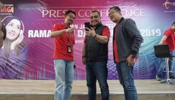 Sambut Idul Fitri Makin Enjoy Bersama Telkomsel