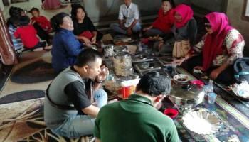 Sambut Panen Raya, Desa Munggu Gelar Tradisi Sedekah Jerami