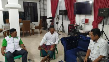 Sampaikan Rencana Kerja, Ketua HKTI Bangka Bersama Kepala Inhutani Unit V Bangka Gelar Silaturahmi Dengan Ketua DPRD Bangka