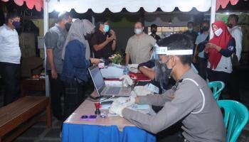 Samsat Setempoh Belitung Menggoda Gubernur Babel, Beroperasi Malam di Titik Nol