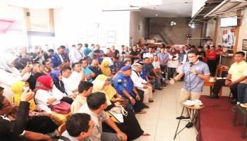 Sandiaga Uno Beri Pembekalan Kepada Caleg Partai Koalisi di Tungtau