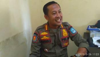 Sat Pol PP Bangka akan Tindak Tegas Penambang di HL Pantai Matras