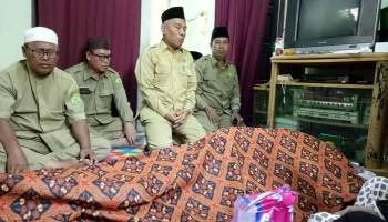 Satu Hari Tiba di Bangka, Jemaah Haji Asal Arung Dalam Meninggal Dunia