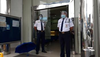 'Sayang' Nasabah, BSB Cabang Toboali Pastikan Layanan Berjalan Sesuai Protokol Covid-19
