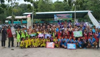 SDN 17 Kimak Raih Juara I Turnamen Futsal Bupati Cup U 12 Tahun 2020