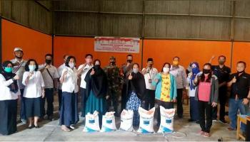 Sebanyak 22.814 Keluarga Terima Bantuan Beras Program Keluarga Harapan Babel