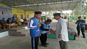 Sebanyak 377 Santri dan Santriwati Ramaikan POSPEDA VII Bangka Tengah