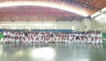 Sebanyak 431 Taekwondoin Kota Pangkalpinang Ikuti UKT GEUP