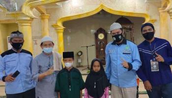 Sebanyak 70 Peserta Ikuti Pesantren Kilat di Masjid Nurul Huda Parit Padang