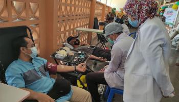 Sebanyak 73 Kantong Darah Terkumpul Pada Perayaan HUT ke-6 Klinik MSB
