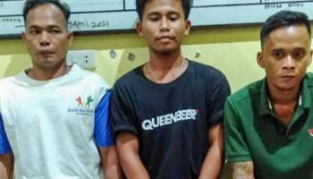 Sedang Pesta Narkoba, Tiga Pemuda Diciduk Satresnarkoba di Rumah Kontrakan