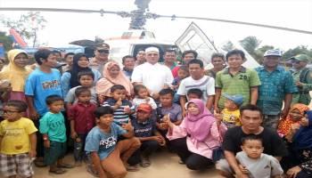 Sedekah Kampung Kundi, Satu Lagi Ikon Daerah Babel Penarik Wisatawan
