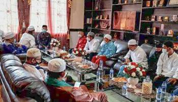 Sejumlah Tokoh Agama Sampaikan Aspirasi Terkait Rizieq Shihab ke DPRD Babel
