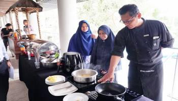 Sekali Coba, Chef Martin Langsung Rekomendasikan Penggunaan Air Fryer dan Kompor Induksi
