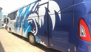 Sekarang Babel United Punya Bus Official, Ini Tanda Keseriusan Manajemen
