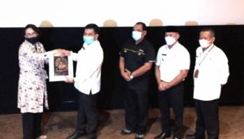 Sekda Babel Apresiasi Film Destiny yang Mengangkat Budaya Bangka Belitung