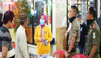 Sekda Kota Pangkalpinang Tegur Pemilik Kafe dan Warung Buka Lewat Jam 8 Malam