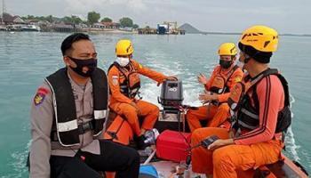 Selain Tim Gabungan, Tetuah Adat Juga Ikut Mencari Korban Tenggelam Di Penutuk