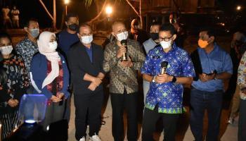 Selangkah Lagi Geopark Belitung Diakui UNESCO