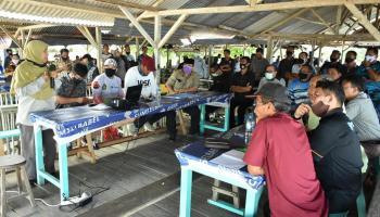 Selangkah Lagi Geopark Pulau Bangka Menjadi Taman Nasional