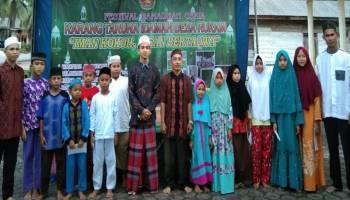 Semarak Ramadhan Karang Taruna Idaman Desa Rukam