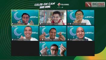 Semarakan Ramadhan 1442 H Ini, Telkomsel Ajak Jurnalis Ngobrol Seru Bareng Baim Wong