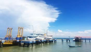 Sembilan Kapal Penyeberangan Siap Melayani Pemudik Melalui Tanjung Kalian