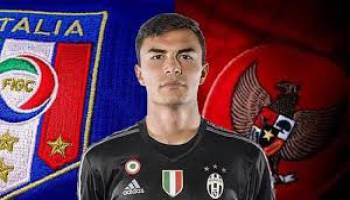 Sempat Tolak Panggilan Timnas Indonesia, Kiper Kelahiran Mataram Ini Masuk Skuat Italia di Piala Eropa U-21