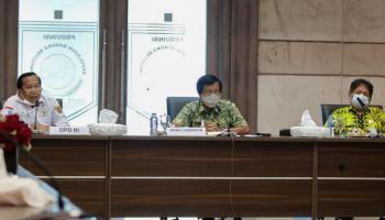 Senator RI Dukung Pemprov Babel Tingkatkan Dana Bagi Hasil Pertambangan