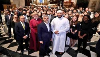 Serba Serbi Ramadhan: Pertama Kali dalam Sejarah, Katedral St Paul Jadi Tuan Rumah Muslim Berbuka Puasa