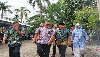 VIDEO Sertijab Kepala Sekolah SMANSA PangkalPinang,Kepala Sekolah Indonesia Den Haag kini jadi Kepala SMANSA PangkalPinang