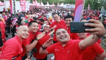 Seru! Telkomsel Fun Carnival Belitung 2019 Bertabur Hadiah, Ada Kompetisi Video Digital Juga