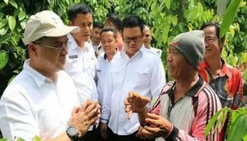 Setiap Bertemu Petani, Gubernur Erzaldi Tidak Lupa Sampaikan 3 S