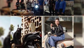 Siap Jadi Trendsetter, Daya Motor Pangkalpinang Launching All New Scoopy