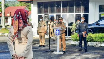 Sidak ke Setwan DPRD Bangka, Mulkan: Jadi Atasan Jangan Seperti Raja