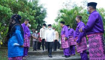 Silahturrahmi Melayu LAM Pangkalpinang Sukses Digelar, Walikota Langsung Pesan Dua Nama untuk Ruang Rapat