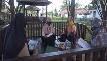 Siswa Beasiswa PT Timah Tetap Semangat Belajar di Era New Normal