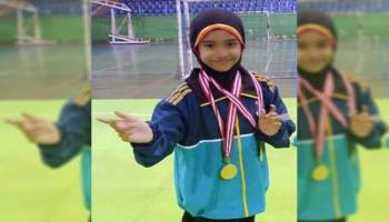 Siswa Khoiru Umah Raih Perunggu Pencak Silat O2SN Semarang, Rokayah: Siswa Ini Hafidz 3 Juz Al Quran