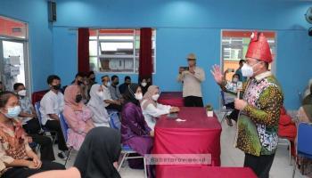 Siswa SMK Harus Mampu Bersaing, Jika Tidak Akan Tertinggal