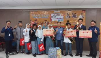 Siswa SMKN 2 Koba Juara AHMBS 2019