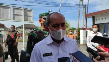 Sling Jembatan Jerambah Gantung Dicuri, Wali Kota Pangkalpinang Lapor Kapolres