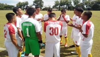 Soeratin Cup U-17: PS Basel Lumat Perseftim Flores Timur 4-1